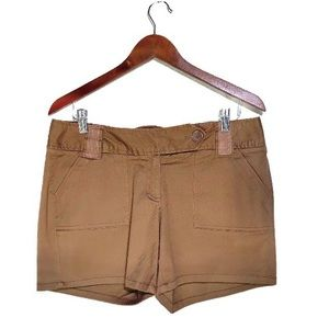 The Limited Drew Fit Brown Shorts